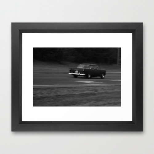 I've added a few of my car photos to Society6.  I am hoping to have my Edsel on the road SOON.