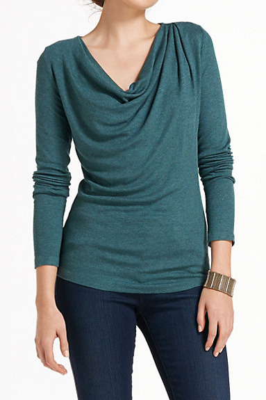 [Waveridge Cowlneck by Anthropologie]