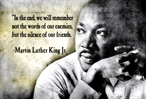 Happy birthday MLK Jr.