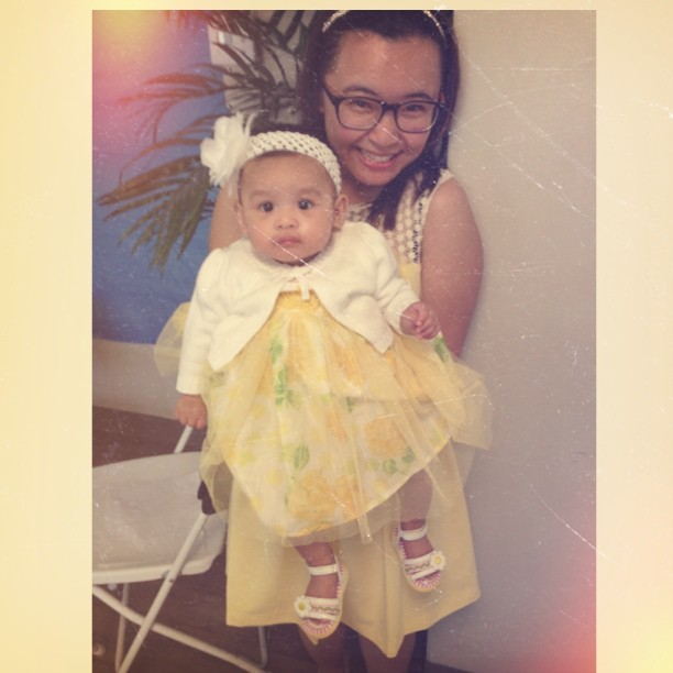 #yellow #goddaughter #favorite #cute