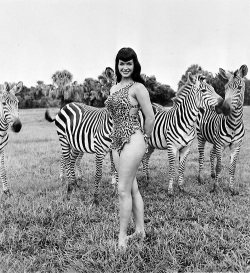 vintagemarlene:  miss bettie page (via cheesecakeslice.blogspot.com)