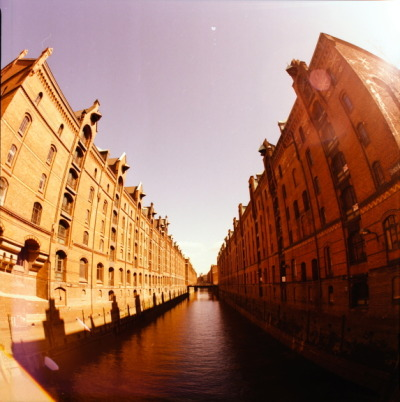 lomographicsociety:  Explore Lomography Nearby - Hamburg, Germany
