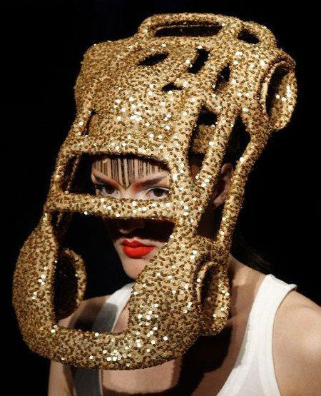 Manish Arora Milinery