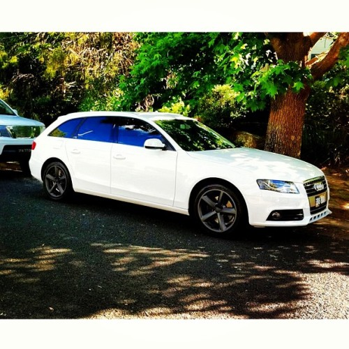 #audi #mods #a4 #dealwithitdave