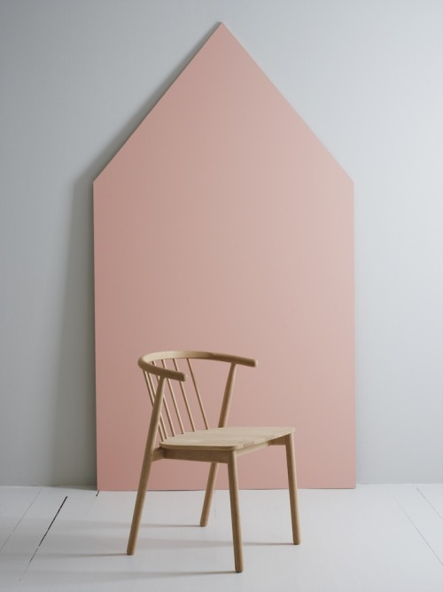 quiet-design:  Vang Chair by Andreas Engesvik