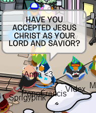 clubpenguinsexytimes:  dropping out of school to become a Christian missionary