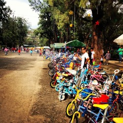 #baguio (at Burnham Park)