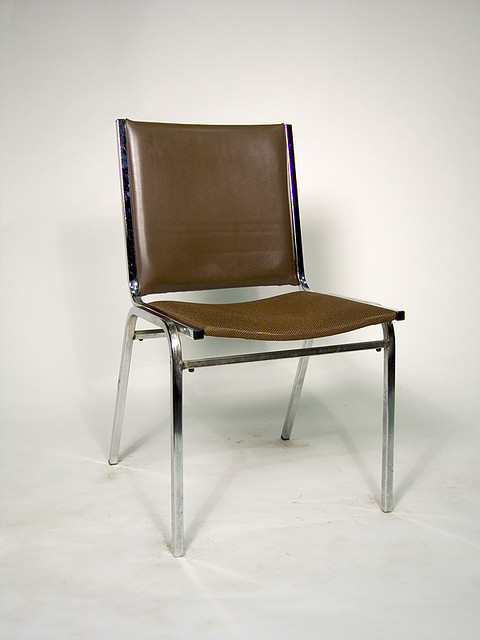 Funiture: my new obsession. Smuk, smuk, smuk!   Chair 496 by Every Chair at the Visual Studies Workshop on Flickr.