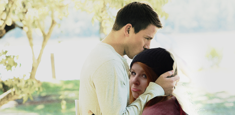 getting a kiss from channing tatum hahahahah ~