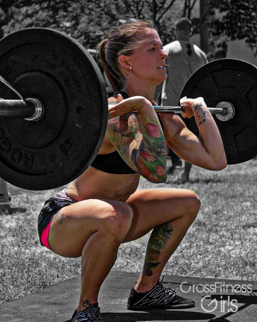 surfjoker13:  crossfitnessgirls: Christmas Abbott