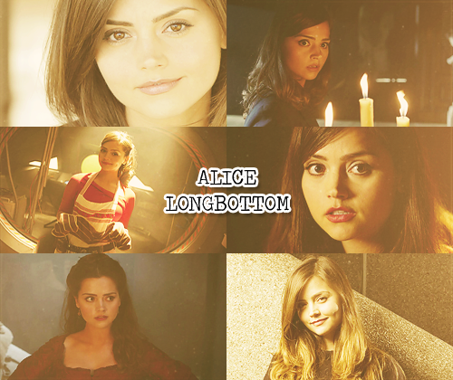 "impossibleclaras:  chloe's marauders' era/first war dreamcast » jenna-louise coleman as alice longbottom  ""ENFJs know and appreciate people. Like most NFs, (and Feelers in general), they are apt to neglect themselves and their own needs for the needs of others. They have thinner psychological boundaries than most, and are at risk for being hurt or even abused by less sensitive people. ENFJs often take on more of the burdens of others than they can bear."""
