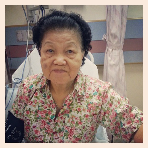 Tomorrow is the day grandma will be warded for pacemaker surgery. Times like this made me wished I've studied medicine many yrs ago. Can't do much except praying and fasting. May God's peace be upon those who don't believe too. Everything will be back to normal soon.