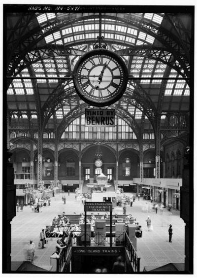 Penn Station used to look like this. Now it sucks.   (h/t @lltrav)