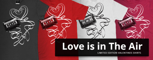 Don't miss out on limited edition Valentine's Day t-shirts!! http://www.soterik.com/shop/body.php?module=product_details&pid=219&catid=18&id=2
