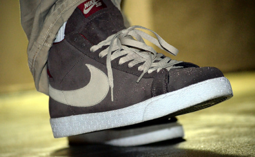 Nike SB Barouque Brown Blazers on Flickr.WDYWT, Pink Box Gems… 4/5/2013