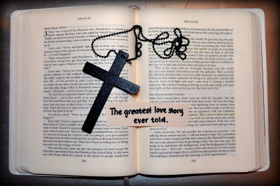 teenofchrist:  The greatest love story ever told.