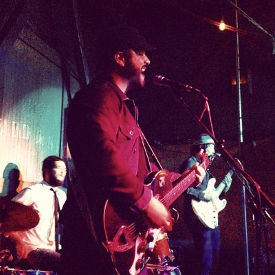 @therecordcomp, rad as always #guitarstunedgoodandfirmfeelinwomen  (at Harvard & Stone)