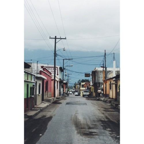 Remembering the colors, the sights, the beauty of Antigua. The people. Driving through dusty village streets, wind blown look, hillside villages, large smiles, carrying buckets of gravel up stairs, hard work, no knowledge of what day or what time. Beauty.