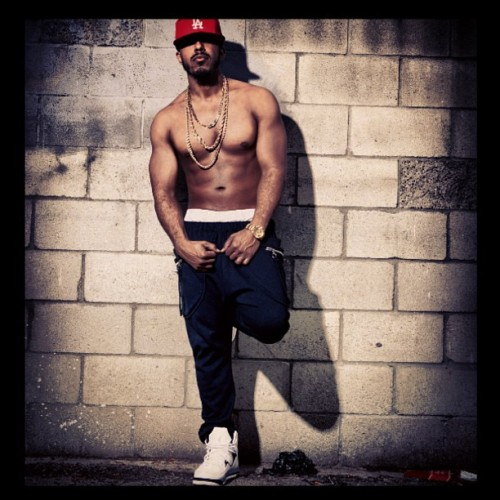 #MarquesHouston New #Famous Album coming soon #NewPhotoShoot #NoShirtSwag #RED #SuperLA