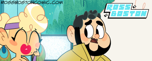 Hey folks!    Ross Boston Episode 2:  Part 2 begins today with page 21!  It's good to see everyone again, isn't it?    I appreciate your patience while the comic was on hiatus!  The break from posting was extraordinarily useful.  I've got the rest of episode 2 all figured out and I'm already cooking up ideas for the third story arch.  I've learned a lot about editing my ideas, getting back to the essence of the comic, and managing the way the comic looks with the new style and some little shortcuts here and there.  Right now, things are looking decent for the continuation of the comic.     Also, my birthday is Sunday, January 6th.  Do with that what you will.  ;)    Thanks for your continued readership!  Enjoy the new page!  ~Drew  Tumblr / Twitter