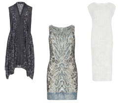 Swap out your standard LBD for a show-stopping frock from AllSaints! Shop these and all 10 of our favorite spring options here!
