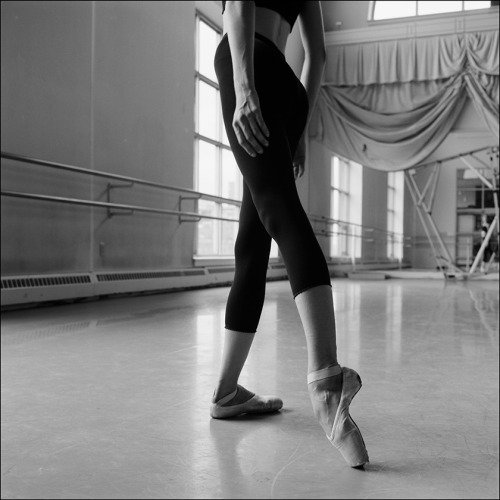 Kelsey - Boston ballerina project