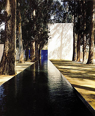 Luis Barragán_water and perspective