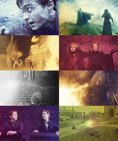 always remember the battle of hogwarts, 05/02/1998