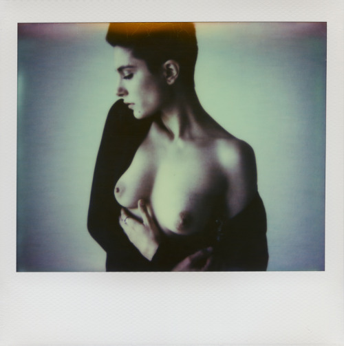 richburroughs:  Roarie Yum / Rich Burroughs Impossible Project PZ 680 CP film