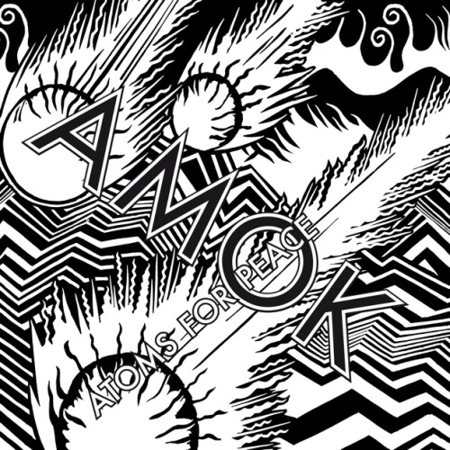Atoms For Peace- Amok [2013] Thom Yorke and Flea started a band, ya'll. EDIT: Link updated.