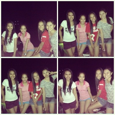 Girls night! :) #Stroll #Dulong #Pier