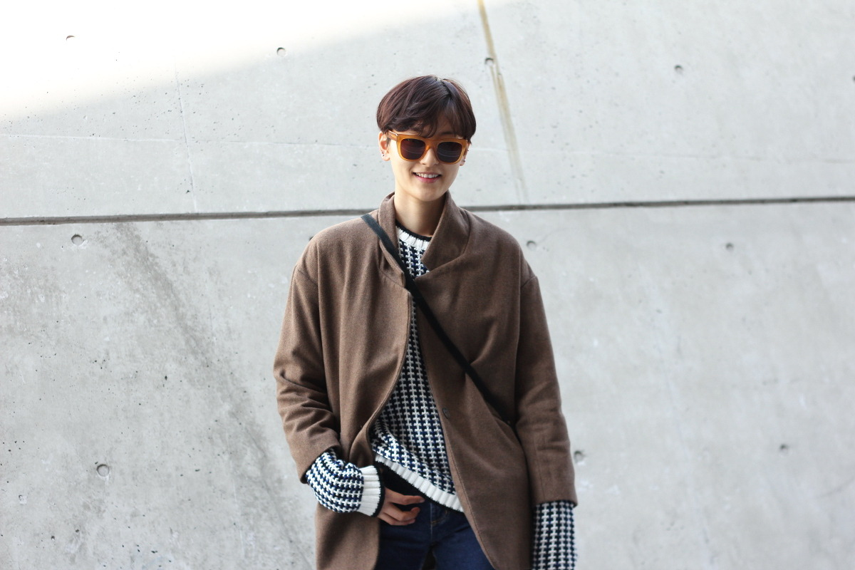 korean fashion trends ss15 fw15 knit textured simple comme des garcons garconiere garconne