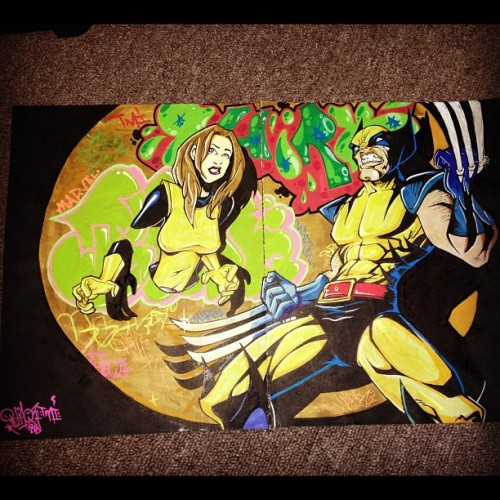 Old #xmen joint #blackbook