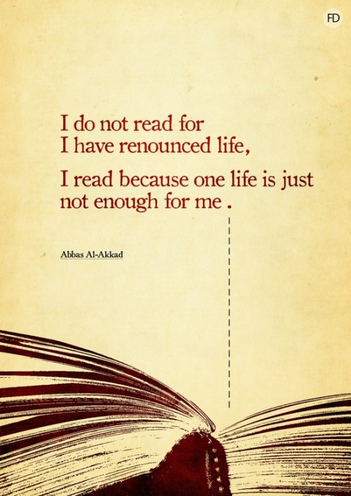 one life (via Books)
