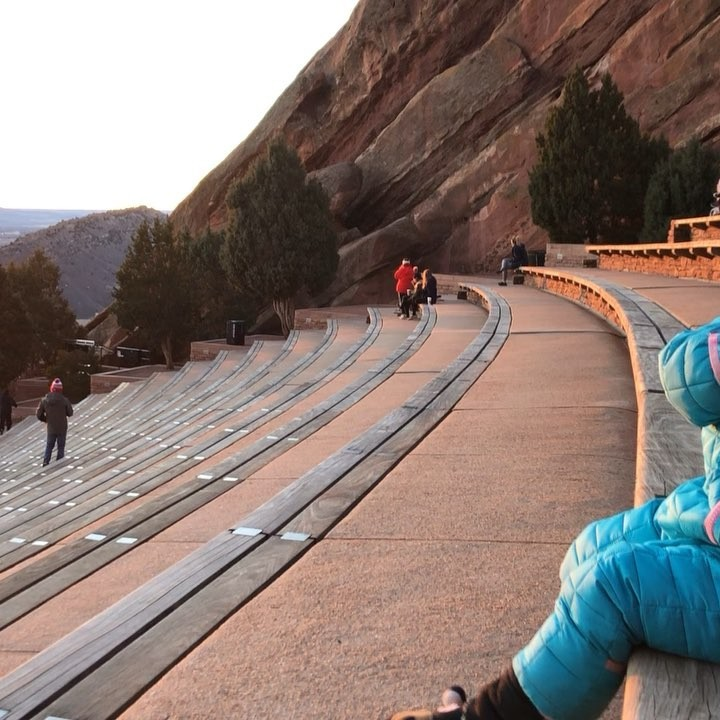 Sunrises! Pretty cool 😎! (at Red Rocks Park and Amphitheatre)https://www.instagram.com/p/Brp-1Y-l0B4/?utm_source=ig_tumblr_share&igshid=a3w67fn52ire