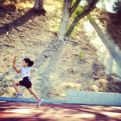 GO BABY GIRL!!!!!!🚀 (at Calabasas High School)