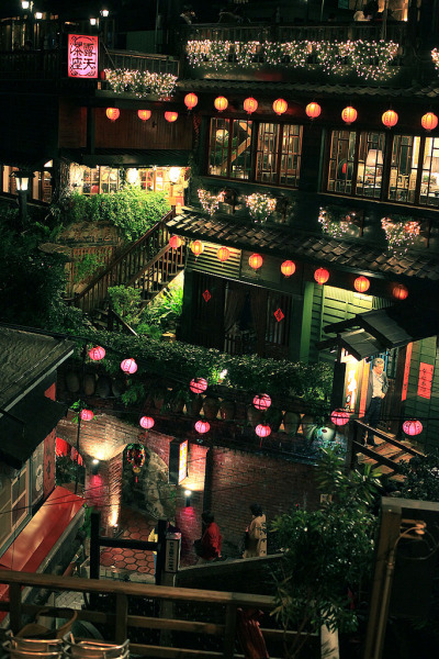 sendmetoasia:  九份 (by saki-chi)