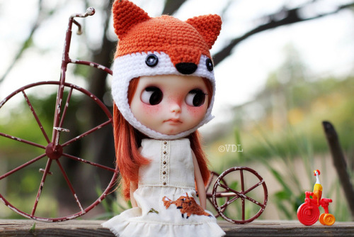The Fox and the Wubba ~ by Voodoolady ♎ on Flickr.