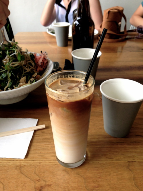 laxmideneefe:  Best Iced Coffee