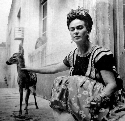 ifwewerefeckless:  Frida Kahlo