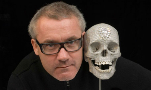 "Hirst Leaves Gagosian What a bombshell: Damien Hirst is leaving Gagosian Gallery after 17 years. ""We wish him continued success for the future,'' said a  statement issued by Gagosian, confirming Hirst's sudden departure.  The enfant terrible, who is worth around $346 million, will continue his relationship with White Cube Gallery in London. The question is: who will represent him in New York?"