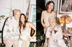 Ottavio Missoni | 1921- 2013: The founder of the Italian luxury fashion house that carries his name, died this morning at his family home near Varese, Italy, the company announced in an official e-mail statement. He was 92 years old. #Missoni