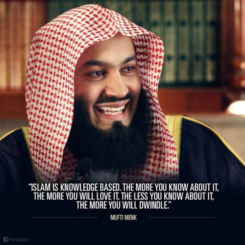 ladyofjannah:  wethemuslims:  Learn about your deen so you fall in love with it. It is a beautiful deen that requires your attention. The Rahma of Allah is waiting for you.  OAllah , increase my knowledge