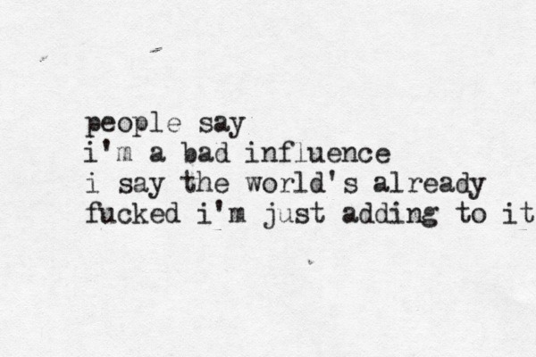 Bad Influence - Eminem