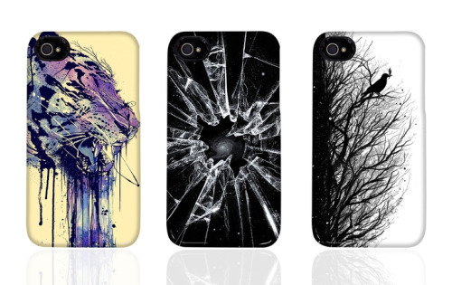 nicebleed:  Yay! New designs printed at Threadless iPhone cases.Grab them here »>http://beta.threadless.com/product/4525/Fearlesshttp://beta.threadless.com/product/4611/Brokenhttp://beta.threadless.com/product/4523/Dead_Tree_