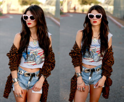 lookbookdotnu:  Hot Trash Vintage (by Selena Cruz)