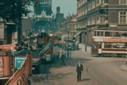Video: A Drive Around London in 1926