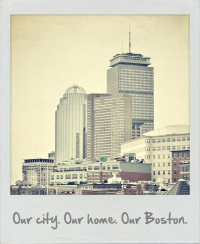 bostonianresolution:  Our city. Our home. Our Boston