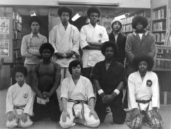 Sigun Doug Jone's first class at St. Mary's High School in 1976!