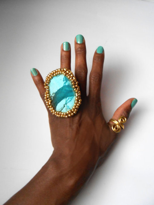 Sierra Nev Statement ring